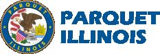 Illinois parquet logo