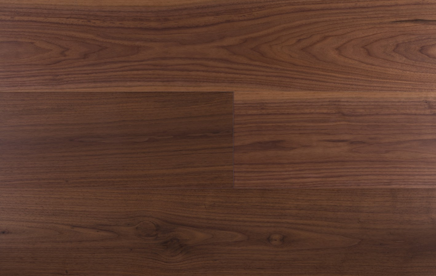 American Walnut, Solid parquet Natur, Varnished